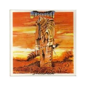 """ONSLAUGHT - SHELLSHOCK (3 TRACKS) 12"""" LP"""
