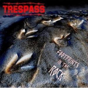 TRESPASS - FOOTPRINTS IN THE ROCK LP (NEW)