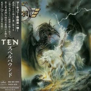 TEN - SPELLBOUND (JAPAN EDITION +OBI) CD
