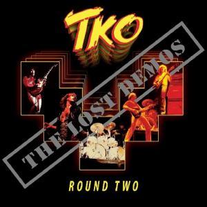TKO - ROUND TWO - THE LOST DEMOS (LTD HAND-NUMBERED EDITION 300 COPIES BLACK VINYL) LP (NEW)