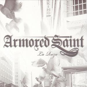 ARMORED SAINT - LA RAZA (DIGI PACK) CD (NEW)