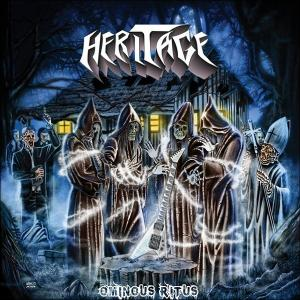 HERITAGE - OMINOUS RITUS CD (NEW)
