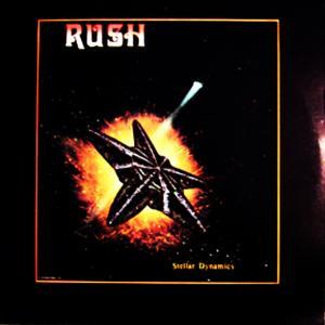 RUSH - STELLAR DYNAMICS - LIVE 1974 2LP