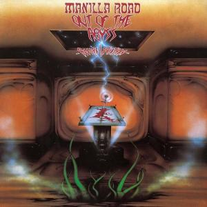 MANILLA ROAD - OUT OF THE ABYSS - BEFORE LEVIATHAN (LTD EDITION 300 COPIES ORANGE VINYL) LP (NEW)