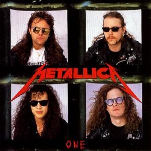METALLICA - ONE (JAPAN EDITION) CD'S