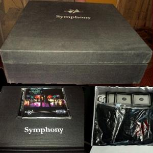 METALLICA - S&M SYMPHONY (LTD EDITION 1000 COPIES BOX INCL.: 2CD, PLAYING CARDS, CALENDAR, T-SHIRT, POSTER & CERTIFICATE) 2CD BOX SET