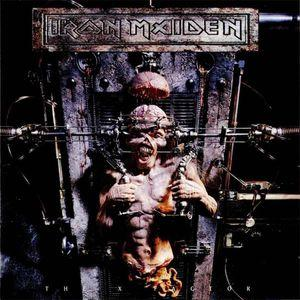 IRON MAIDEN - THE X FACTOR (JAPAN EDITION, SPECIAL DOUBLE CASE +OBI) 2CD