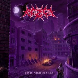 REZET - CIVIC NIGHTMARES (GATEFOLD) LP (NEW)