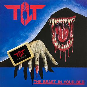 TILT - THE BEAST IN YOUR BED (JAPAN EDITION INCL. STICKER) LP (NEW)