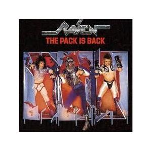 RAVEN - THE PACK IS BACK LP