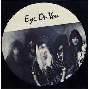 NINJA - EYE ON YOU (LTD EDITION 500 COPIES SHAPE PICTURE DISC) 7""
