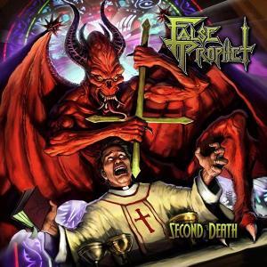 FALSE PROPHET - SECOND DEATH (LTD EDITION 500 COPIES) CD (NEW)