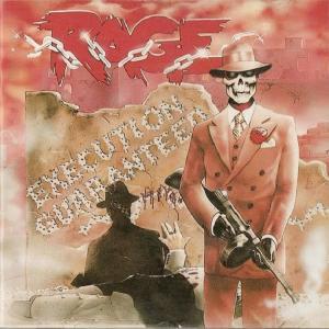 RAGE - EXECUTION GUARANTEED (+BONUS CD, INCL. DEMO TRACKS + UNRELEASED SONGS) 2CD (NEW)