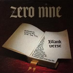 ZERO NINE - BLACK VERSE LP