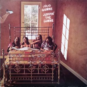 JOJO GUNNE - JUMPIN' THE GUNNE (JAPAN EDITION, GATEFOLD) LP