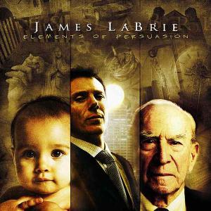JAMES LABRIE - ELEMENTS OF PERSUASION CD (NEW)