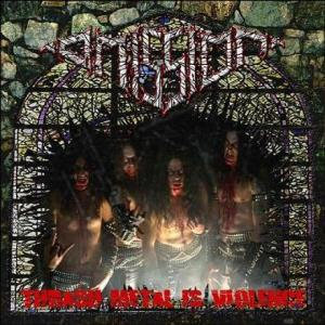 OMISSION - THRASH METAL IS VIOLENCE CD (NEW)