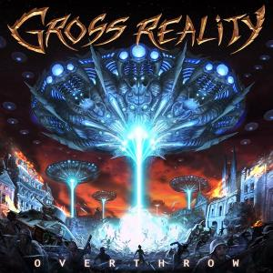 GROSS REALITY - OVERTHROW CD (NEW)