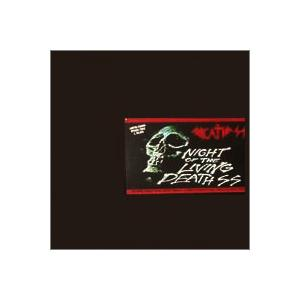 """DEATH SS - NIGHT OF THE LIVING DEATH SS (LTD HAND NUMBERED EDITION BOX SET INCL.: VHS, 7"""" SINGLE, T-SHIRT, NECKLACE & POSTER) VHS/7"""""""