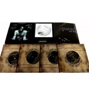 "PARADISE LOST - IN REQUIEM (LTD EDITION 2000 COPIES, BOX INCL. 4 X 7"" VINYL, CD & POSTER. INCL. 3 BONUS TRACKS) 4X7""/CD BOX SET (NEW)"