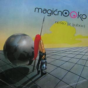 MAGICNO OKO - MESTO IZ LJUBAVI LP