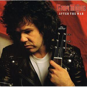 GARY MOORE - AFTER THE WAR (FIRST JAPAN EDITION, +OBI) CD