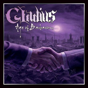 GLADIUS - AGE OF BARBARISM CD (NEW)