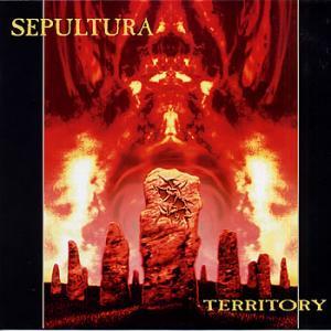 """SEPULTURA - TERRITORY 12"""" LP"""