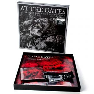 AT THE GATES - TO DRINK FROM THE NIGHT ITSELF (LTD EDITION 2000 COPIES DELUXE BOX SET) 2LP/2CD (NEW)