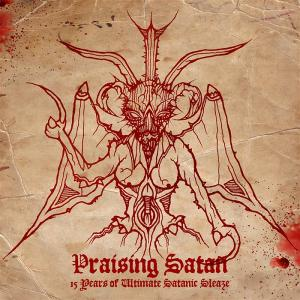 HERETIC - PRAISING SATAN - 15 YEARS OF ULTIMATE SATANIC SLEAZE (DIGI PACK) CD (NEW)