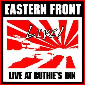 V/A - EASTERN FRONT - LIVE AT RUTHIE'S INN (COLLECTION: DRI, LAAZ ROCKIT, HEXX...) 2LP