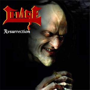 IMAGE - RESURRECTION (LTD EDITION 500 COPIES) LP