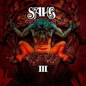 SAHG - III CD (NEW)