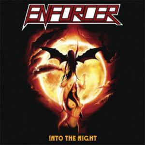 ENFORCER - INTO THE NIGHT (LTD EDITION 200 COPIES BLUE VINYL) LP (NEW)