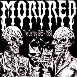 MORDRED - THE DEMOS 1986-1988 CD (NEW)