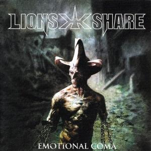 LION'S SHARE - EMOTIONAL COMA (LTD EDITON DIGI PACK, +BONUS) CD (NEW)
