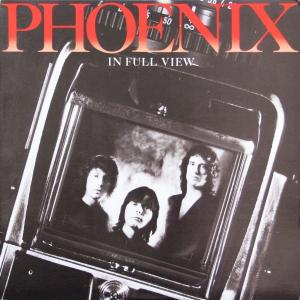 PHOENIX - IN FULL VIEW (GOLD STAMPED PROMO) LP