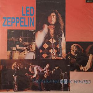 LED ZEPPELIN - THE STICKS THAT SHOOK THE WORLD 2LP