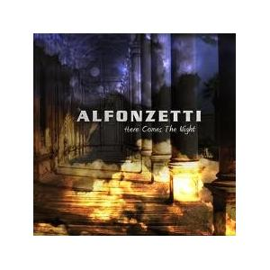 ALFONZETTI - HERE COMES THE NIGHT (JAPAN EDITION +OBI, +BONUS TRACK) CD (NEW)