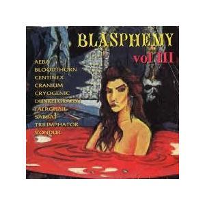 V/A - BLASPHEMY VOL. III CD