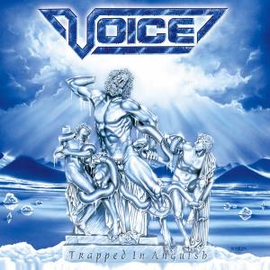 VOICE - TRAPPED IN ANGUISH CD (NEW)