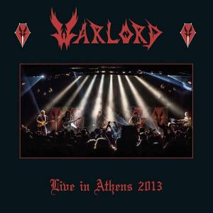 WARLORD - LIVE IN ATHENS 2013 (+8 BONUS TRACKS, SLIPCASE) 2CD (NEW)
