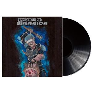 ROAD WARRIOR - POWER LP (NEW)