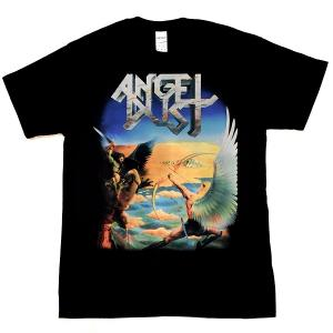 ANGEL DUST - INTO THE DARK PAST T-SHIRT (SIZE: M) (NEW)