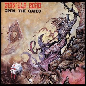 MANILLA ROAD - OPEN THE GATES (2015 REMASTER - ULTIMATE EDITION INCL. 3 BONUS TRACKS, DIGIPAK) CD (NEW)