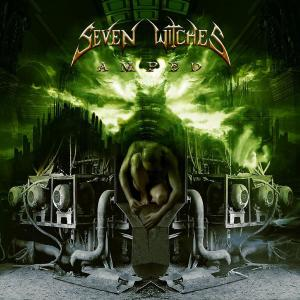 SEVEN WITCHES - AMPED CD (NEW)