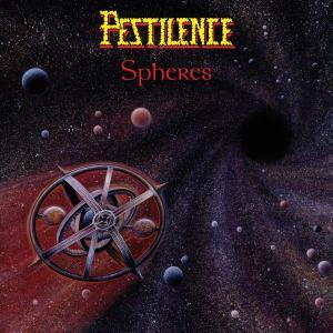 """PESTILENCE - SPHERES (REISSUE 2017, SLIPCASE +BONUS CD INCL. """"DEMOS & REHEARSALS"""") 2CD (NEW)"""