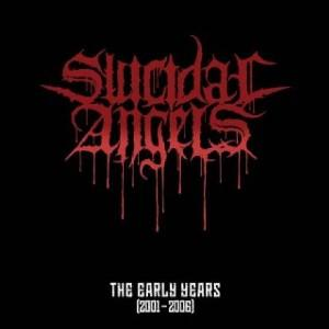 SUICIDAL ANGELS - THE EARLY YEARS(2001-2006) (LTD EDITION 250 COPIES BLACK VINYL, GATEFOLD) LP (NEW)