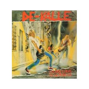 DE-KALLE - LAS DOS CARAS DE LA MONEDA LP