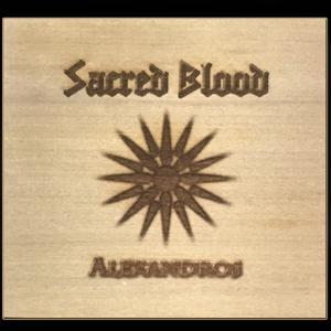 SACRED BLOOD - ALEXANDROS (LTD EDITION 50 COPIES NUMBERED WOODEN BOX, +BONUS TRACK) CD (NEW)